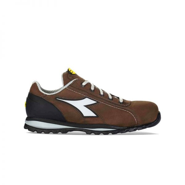ZAPATILLAS-DIADORA-GLOVE-II-LOW-S3-HRO-SRA-MARRON
