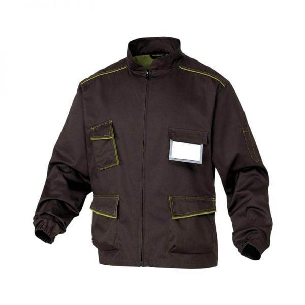 chaqueta-deltaplus-m6ves-marron-verde