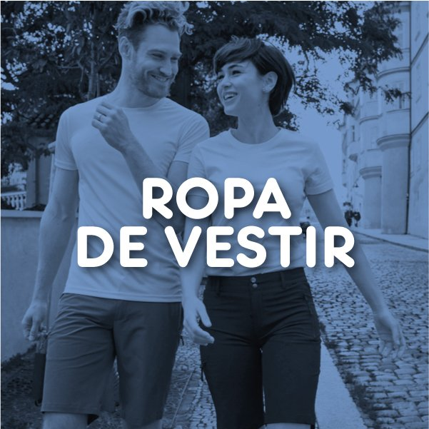 ROPA DE VESTIR