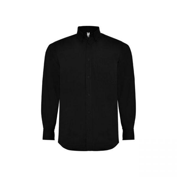 camisa-roly-manga-larga-aifos-5504-negro