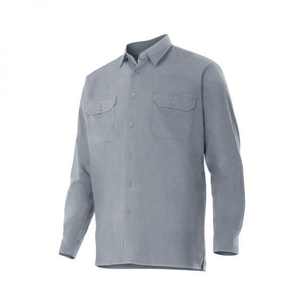 camisa-velilla-520-gris