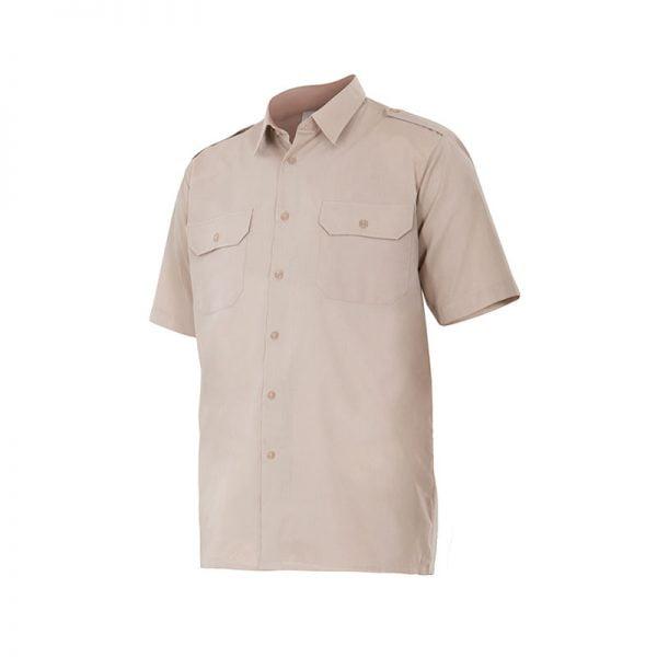 camisa-velilla-532-beige