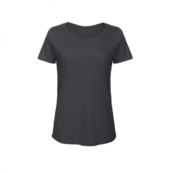 camiseta-bc-bctw047-inspire-slub-t-antracita