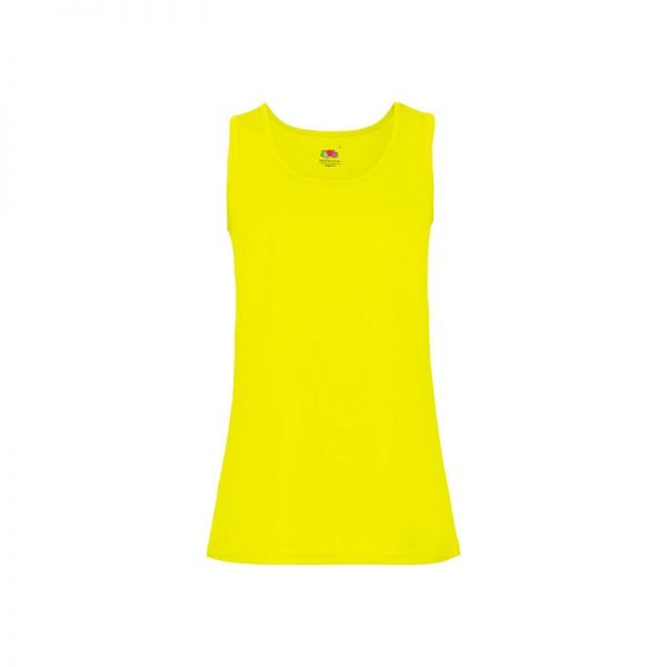 camiseta-fruit-of-the-loom-fr614180-performance-vest-amarillo-brillante