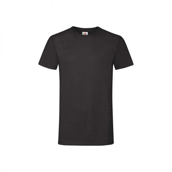 camiseta-fruit-of-the-loom-sofspun-t-fr614120-negro