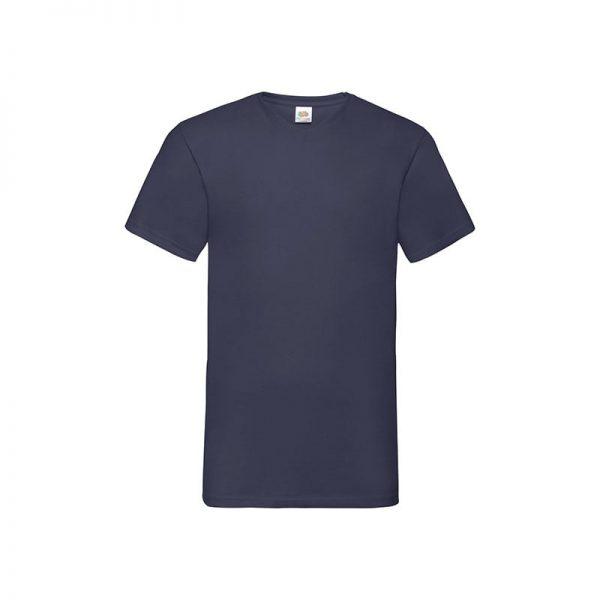 camiseta-fruit-of-the-loom-valueweight-v-neck-t-fr610660-azul-marino-profundo