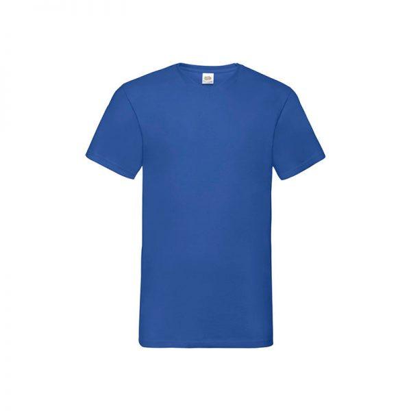 camiseta-fruit-of-the-loom-valueweight-v-neck-t-fr610660-azul-royal