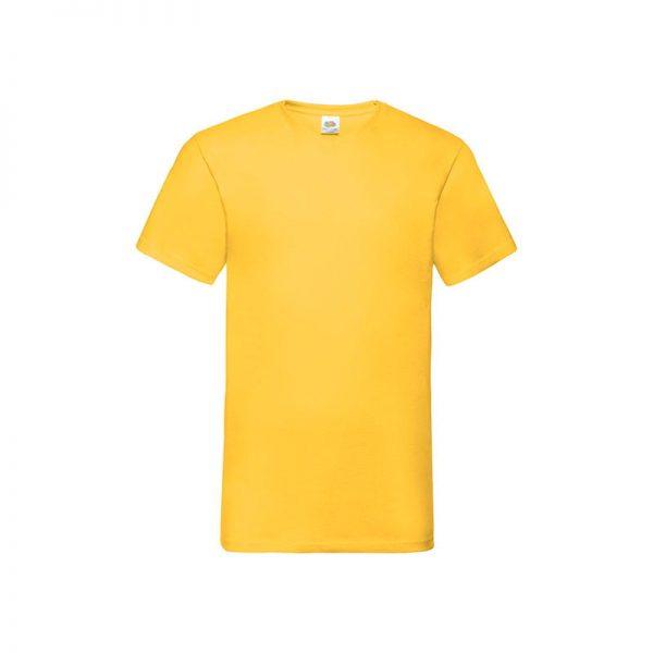 camiseta-fruit-of-the-loom-valueweight-v-neck-t-fr610660-girasol