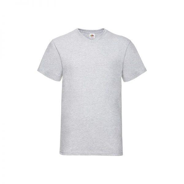camiseta-fruit-of-the-loom-valueweight-v-neck-t-fr610660-gris-heather