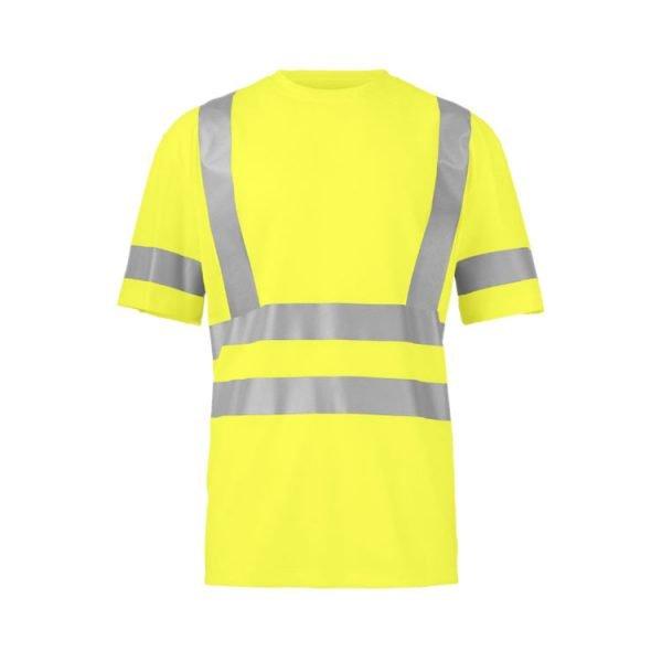 camiseta-projob-alta-visibilidad-6030-amarillo-fluor