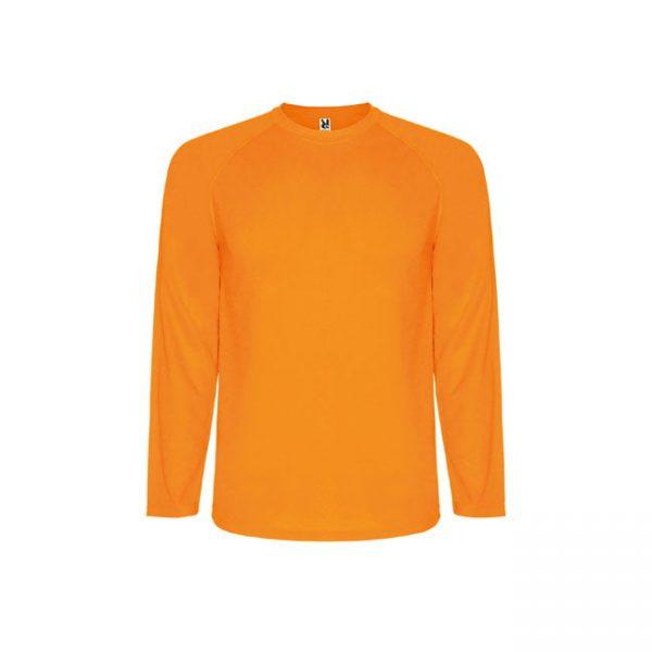 camiseta-roly-montecarlo-ls-0415-naranja-fluor