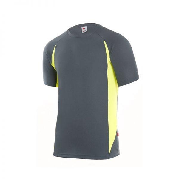 camiseta-velilla-105501-gris-amarillo