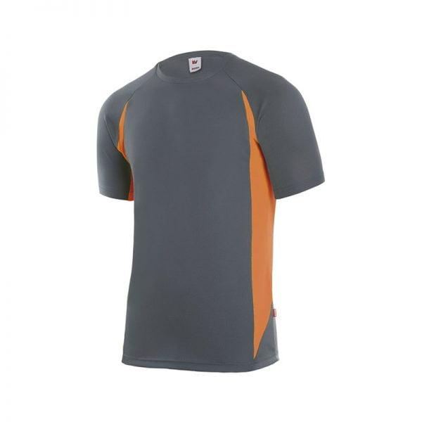 camiseta-velilla-105501-gris-naranja