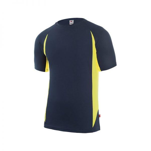 camiseta-velilla-105501-marino-amarillo