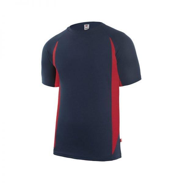 camiseta-velilla-105501-marino-rojo