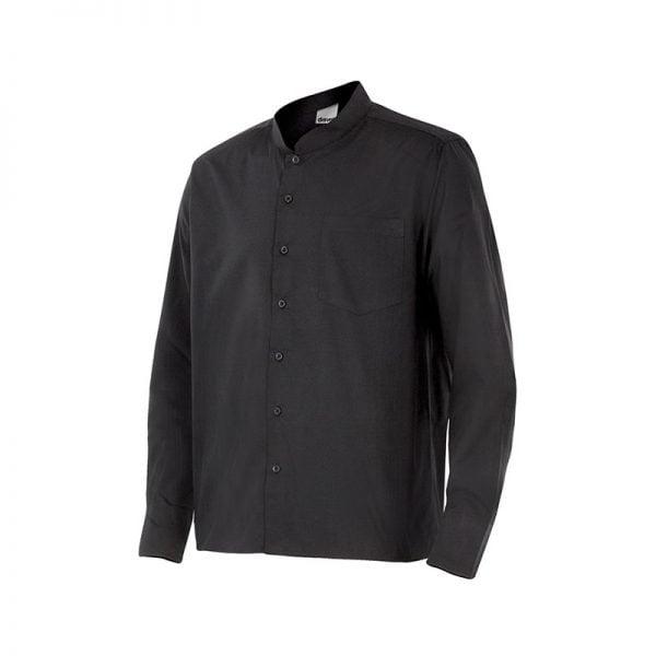 chaqueta-cocina-velilla-listan-negro
