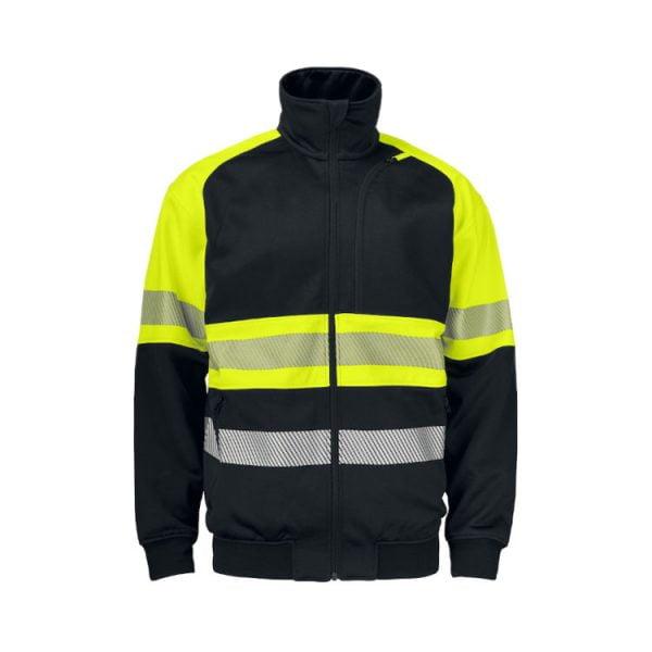 chaqueta-projob-alta-visibilidad-6120-amarillo-fluor-negro