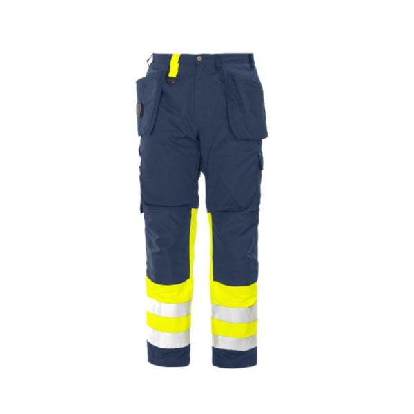 pantalon-projob-alta-visibilidad-6502-amarillo-fluor-marino