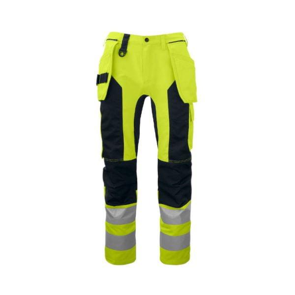pantalon-projob-alta-visibilidad-6513-amarillo-fluor-marino