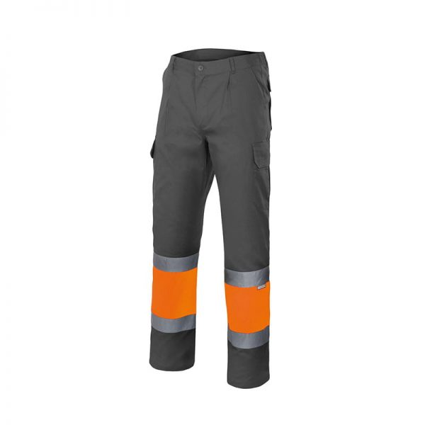 pantalon-velilla-alta-visibilidad-157-gris-naranja