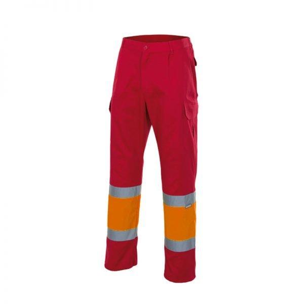 pantalon-velilla-alta-visibilidad-157c-rojo-naranja