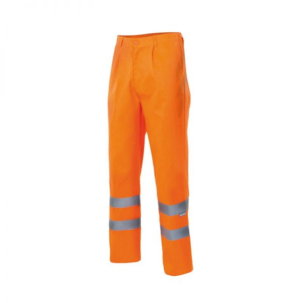 pantalon-velilla-alta-visibilidad-160-naranja