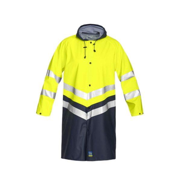 parka-projob-alta-visibilidad-lluvia-6403-amarillo-fluor-marino