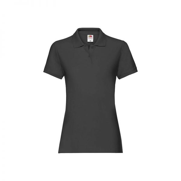 polo-fruit-of-the-loom-fr630300-negro