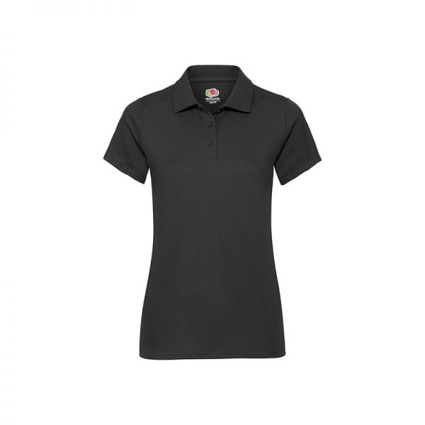 polo-fruit-of-the-loom-fr630400-negro