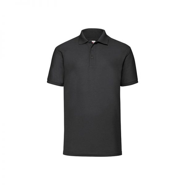 polo-fruit-of-the-loom-fr634020-negro