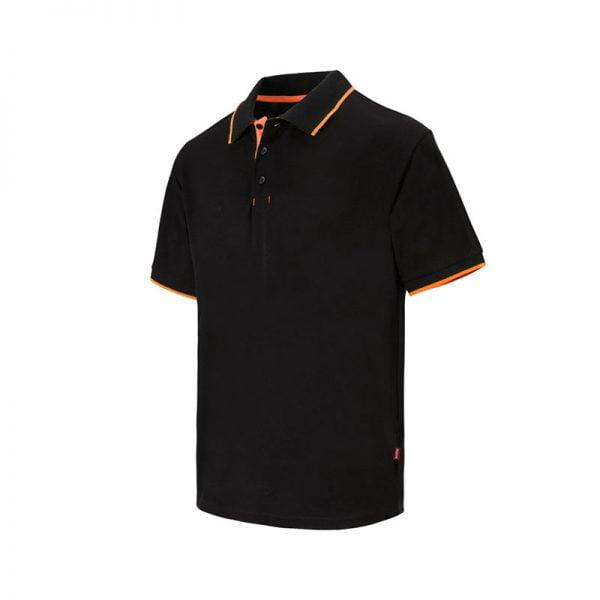 polo-velilla-105505-negro-naranja