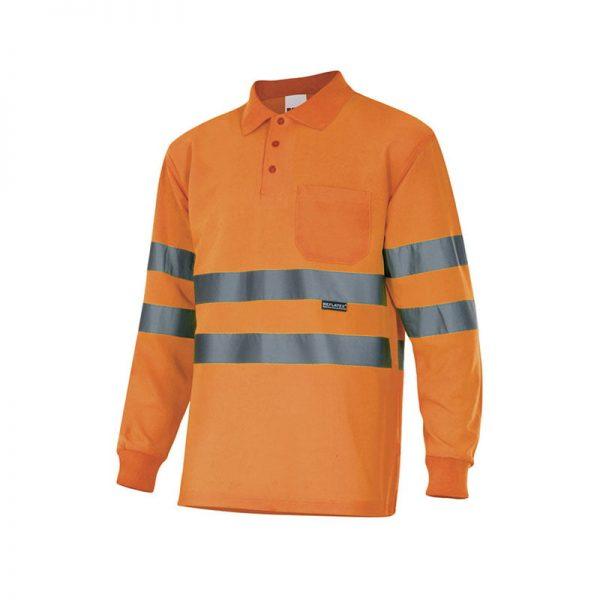 polo-velilla-alta-visibilidad-174-naranja
