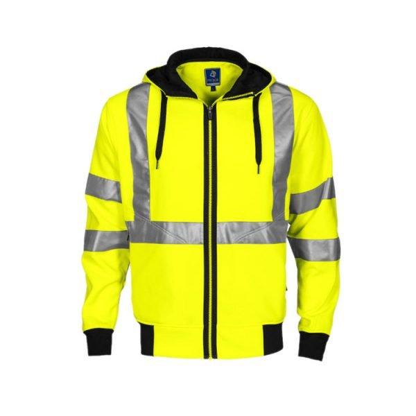 sudadera-projob-alta-visibilidad-6104-amarillo-fluor-negro