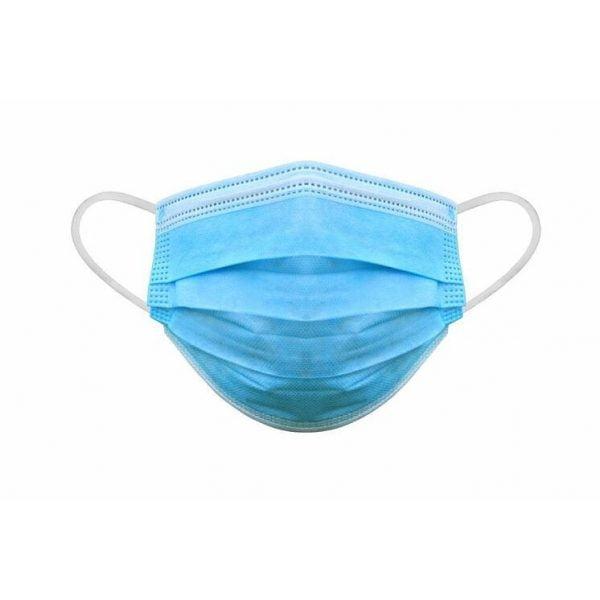mascarilla quirúrgica sanitarios coronavirus
