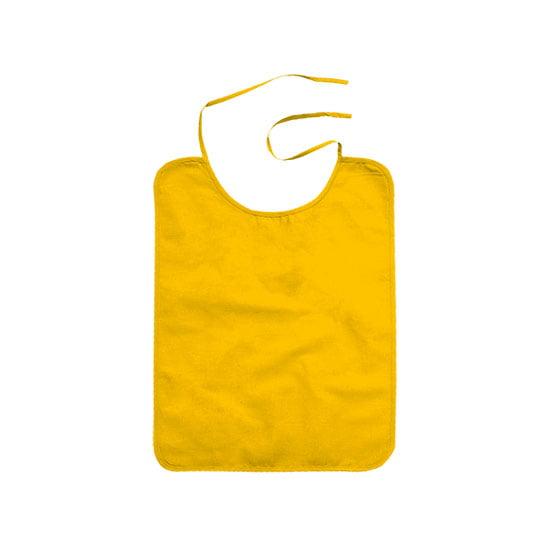 babero-valento-adulto-saffron-amarillo