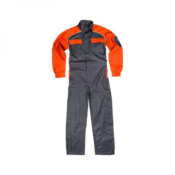 buzo-workteam-c4503-naranja-gris