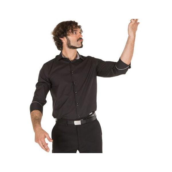 camisa-garys-2603-negro-gris