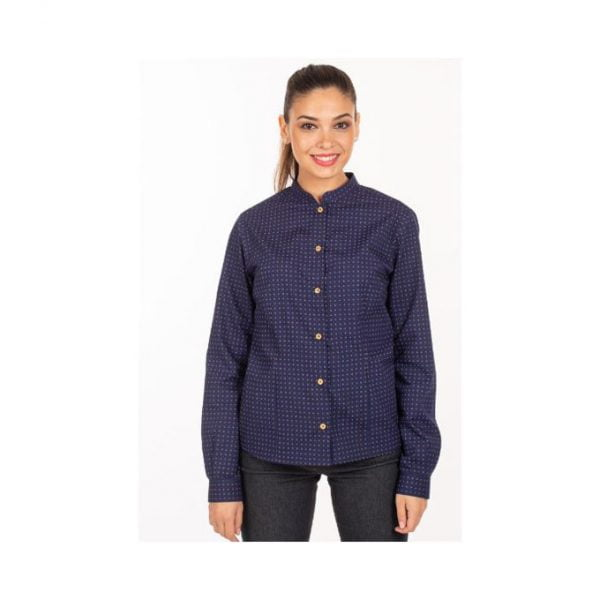 camisa-garys-fiorella-2498-azul-marino-punteado