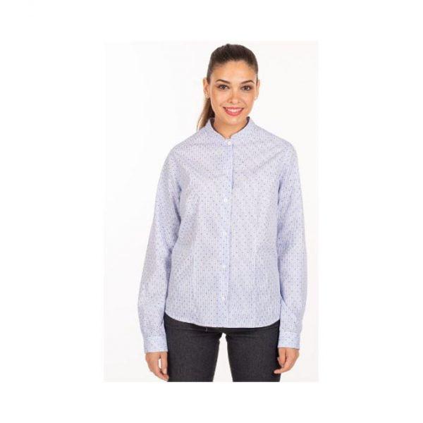 camisa-garys-fiorella-2498-rayas-puntos-rojos