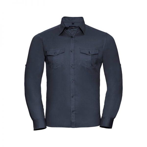 camisa-russell-918m-azul-marino