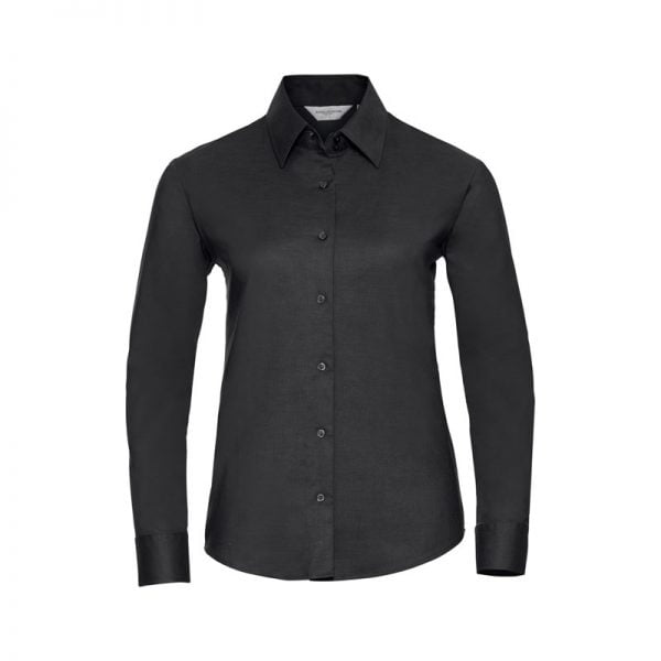 camisa-russell-oxford-932f-negro