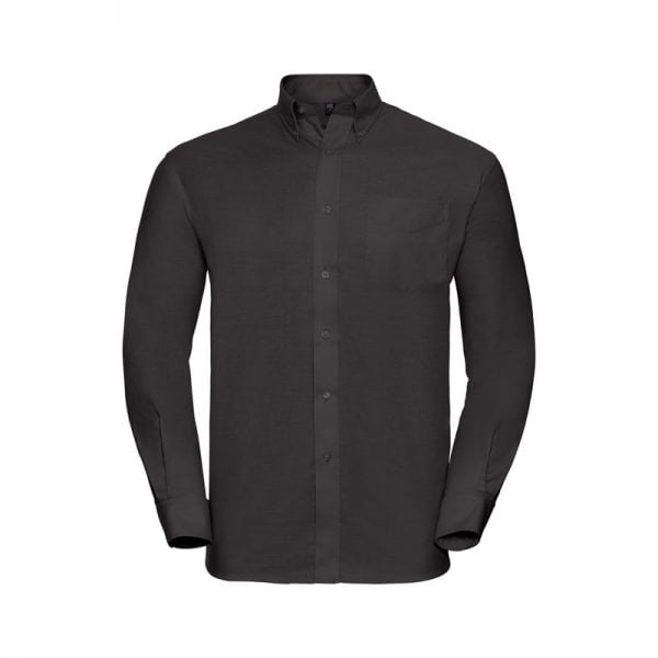 camisa-russell-oxford-932m-negro