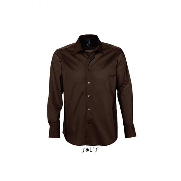 camisa-sols-brighton-marron