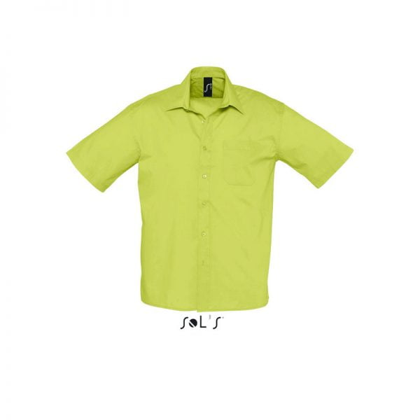 camisa-sols-bristol-verde-manzana