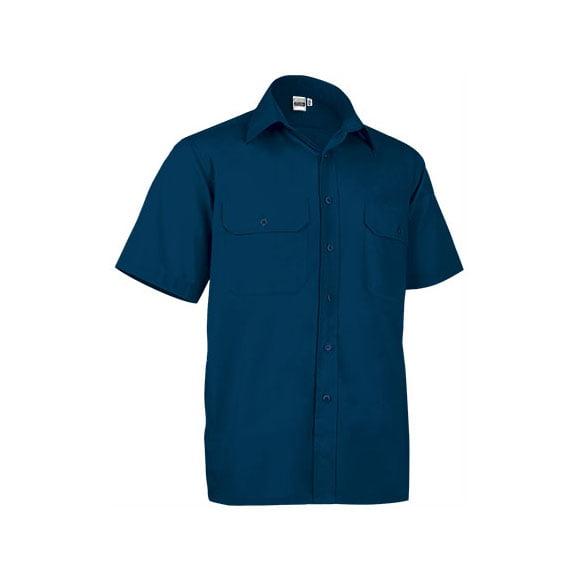 camisa-valento-manga-corta-academy-mc-azul-marino