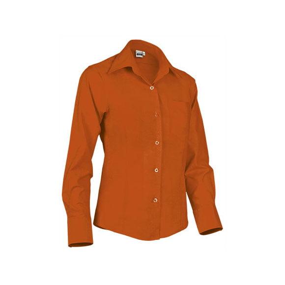 camisa-valento-manga-larga-ceremony-naranja