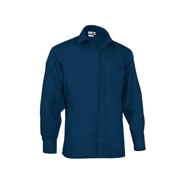 camisa-valento-manga-larga-oporto-azul-marino