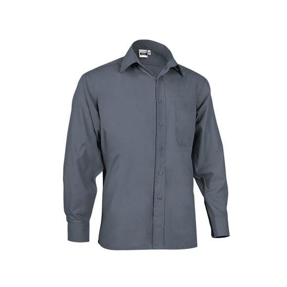 camisa-valento-manga-larga-oporto-gris