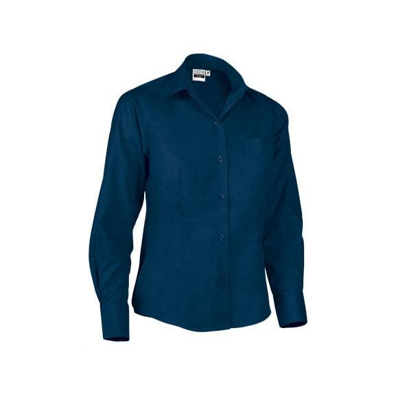 camisa-valento-manga-larga-star-azul-marino