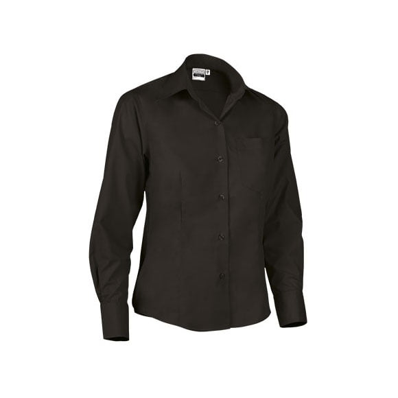 camisa-valento-manga-larga-star-negro